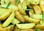 Rosmarinkartoffeln als Beilage oder Snack