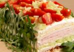 Sandwich-Torte – herzhaft, simpel, lecker