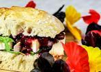 Sandwich unserer Fußball-Nationalmannschaft