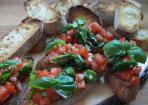 Bruschetta – italienische Vorspeise