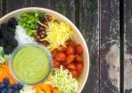 Regenbogensalat – variabel gestaltbar