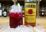 Blueberry Honey Mint Julep – erfrischender Sommercocktail