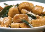 Gnocchi aus Süßkartoffeln