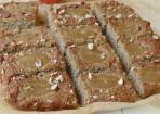 Apfelmuskuchen – einfacher Rührkuchen