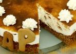 Russisch-Brot-Torte