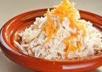 Klassischer Krautsalat  als Beilage