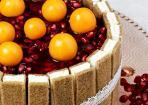 Joghurt-Schnitte-Torte: Eine leichtere Variante