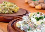 Kartoffelsalat Badischer und Berliner Art