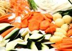 Gemüse richtig schneiden