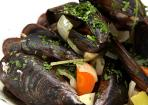Muscheln: Miesmuscheln rheinische Art