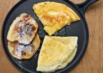 Pfannkuchen, Crêpe & Pancake