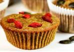 Kurkuma-Ingwer-Muffins