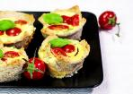 Ricotta-Toast-Muffins fürs Frühstück