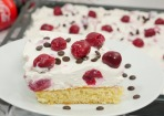 Coca Cola-Kuchen: luftiger Blechkuchen