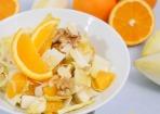 Chicorée-Orangen-Salat
