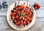 Fruchtpizza