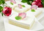 White Cake Blechkuchen