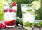 Virgin Mojito in 2 Varianten