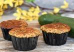 Zucchini-Bananen-Muffins