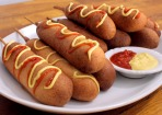Corn Dogs: Snack aus den USA