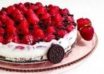 Oreo-Erdbeer-Torte