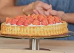 Obstkuchen belegen wie die Profis