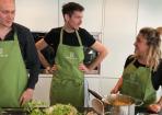 Zu Gast beim Lunchdate: Benni Bauerdick